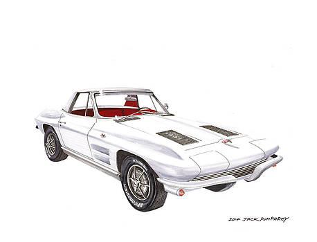 Jack Pumphrey - 1963 Corvette Roadster