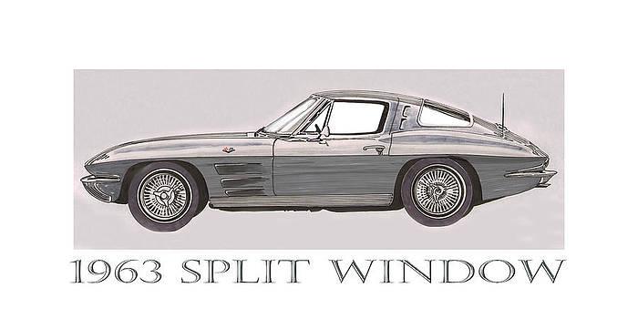 Jack Pumphrey - 1963 Split Window