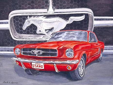 1964 'Stang by Rick Spooner