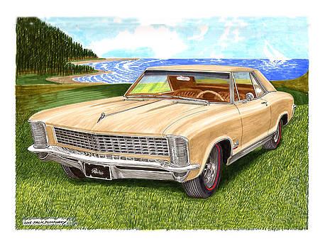 Jack Pumphrey - 1965 Buick Riviera G S