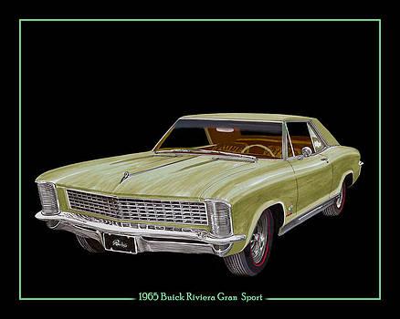 Jack Pumphrey - 1965 Buick Riviera Gran Sport