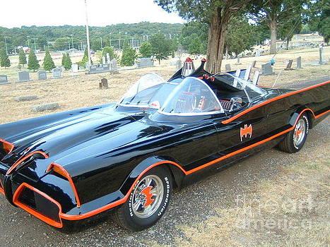 1966 Bat Mobile by Joshua Brown