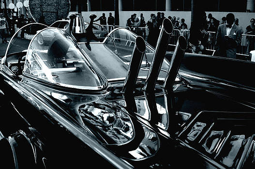 Cindy Nunn - 1966 Batmobile 6