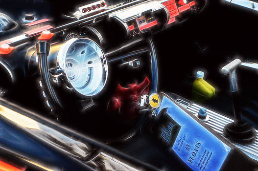 Cindy Nunn - 1966 Batmobile 7