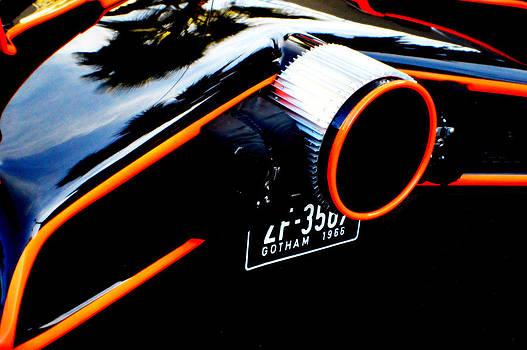 Cindy Nunn - 1966 Batmobile 8