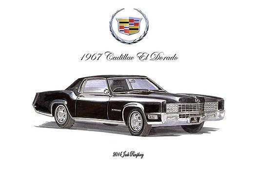 Jack Pumphrey - 1967 Cadillac El Dorado