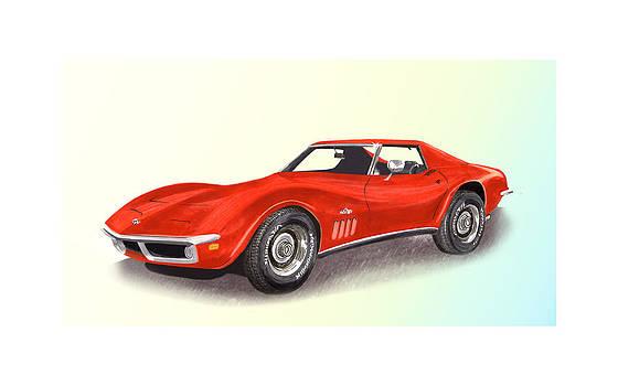 Jack Pumphrey - 1969 Stingray by Corvette