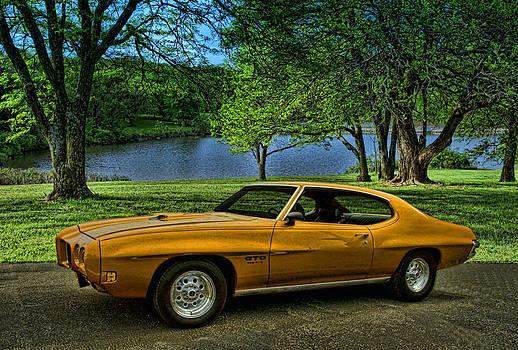 Tim McCullough - 1970 Pontiac GTO 455 Cubic Inch
