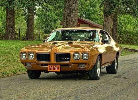 Tim McCullough - 1970 Pontiac GTO