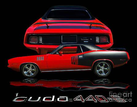 Peter Piatt - 1971 Plymouth Cuda 440 Six Pack