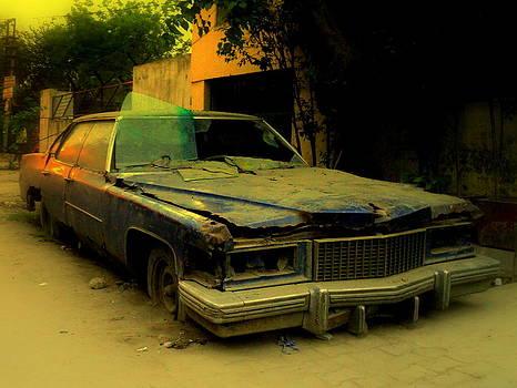 Cadillac 1974 Deville Sedan  by Salman Ravish