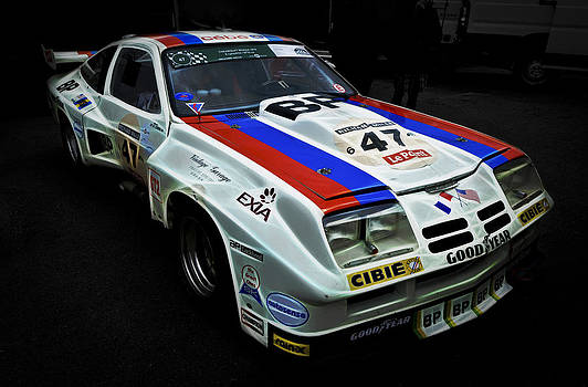 1976 Chevrolet Monza IMSA by Phil 'motography' Clark