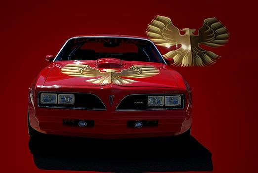 Tim McCullough - 1978 Pontiac Trans Am