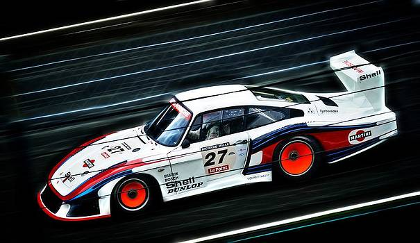 1978 Porsche 935 Moby Dick by motography aka Phil Clark