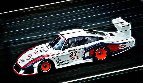 motography aka Phil Clark - 1978 Porsche 935 Moby Dick
