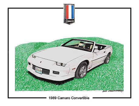Jack Pumphrey - 1989 Camaro Convertible