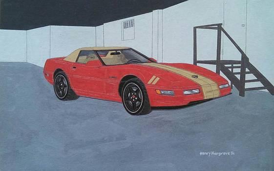 1995 Chevrolet Corvette by Henry Hargrove