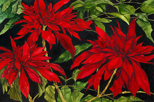 1st Place Seasons Art Exhibition Christmas Season by Marie Dancy-Brennan