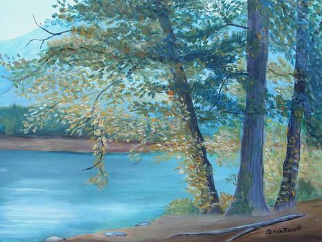 A Good Fishing Day by Glenda Barrett