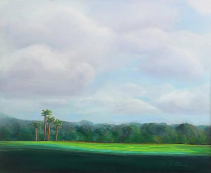 Afternoon light by Jennifer Richards