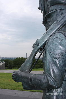 Air Force Memorial by Andrew Romer
