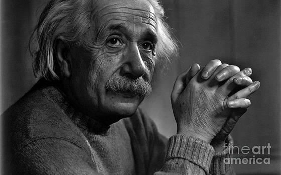 Albert Einstein by Doc Braham