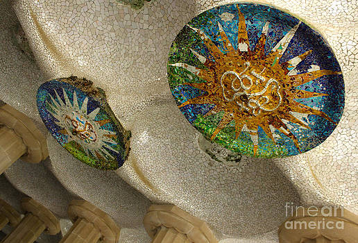 Gregory Dyer - Barcelona Spain - Parc Guell