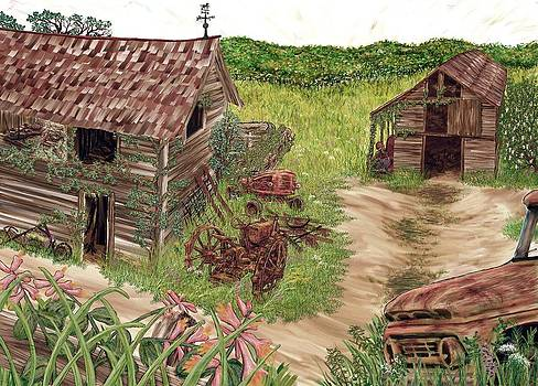 Barns by Jamison Smith