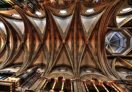 Isaac Silman - Basilica the Montserrat