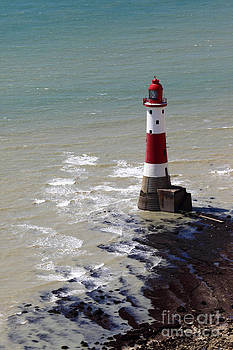 James Brunker - Beachy Head lighthouse