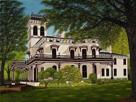 Bidwell Mansion II by Clinton Cheatham