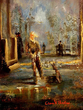 Blind Alley by Clara H Marton
