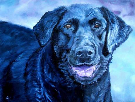 Diane Kraudelt - Blue Dog