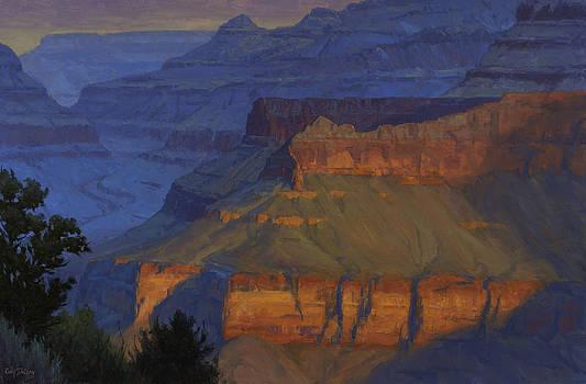 Blue Morning by Cody DeLong