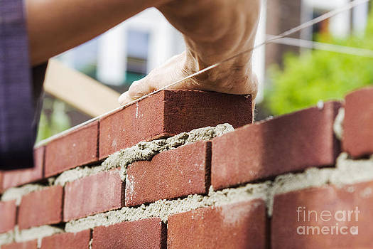 Patricia Hofmeester - Bricklaying