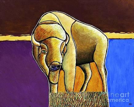 Buffalo 1 by Joseph J Stevens