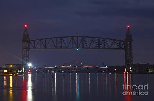 Amazing Jules - Cape Cod Canal Train Bridge