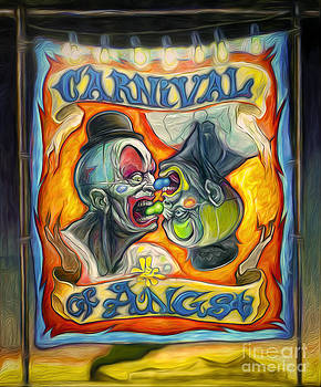 Gregory Dyer - Carnival of Angst