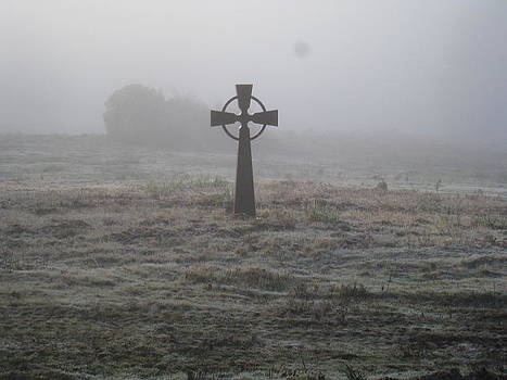 Celtic Cross by David Cooley