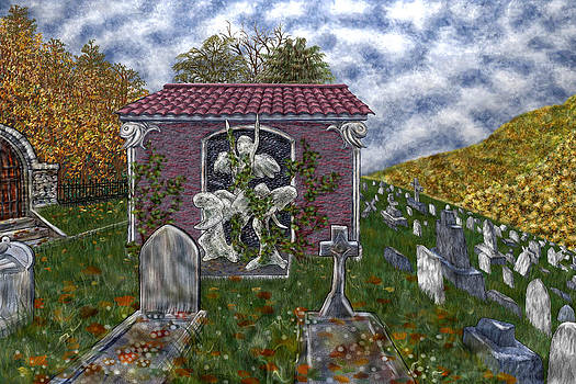 Cemetery by Jamison Smith