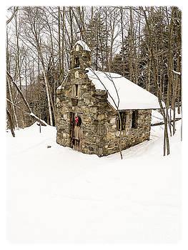 Edward Fielding - Chapel in the Woods Stowe Vermont