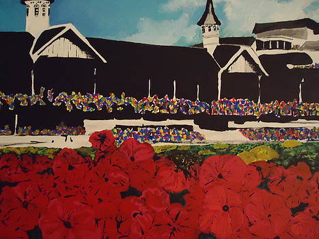 Churchill Downs by Nick Mantlo-Coots