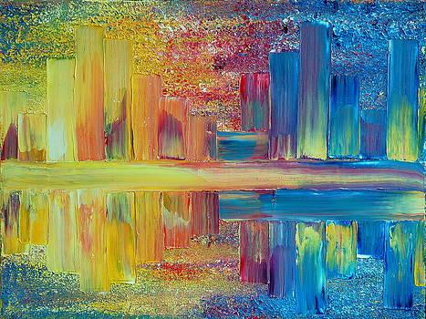 City Lights by Teresa Wegrzyn