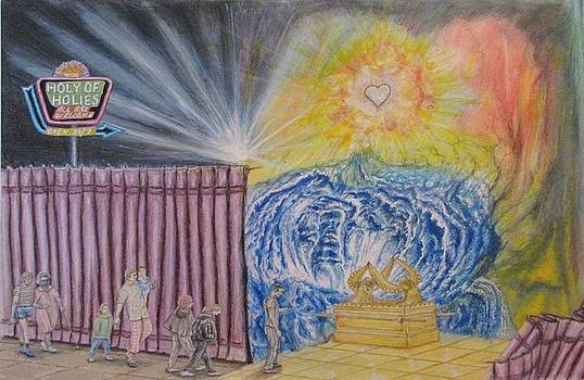 Come Enter the Holy of Holies- All are Welcome by Neal David Reilly