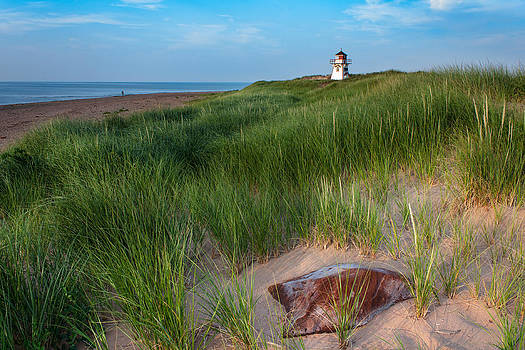 Covehead Lighthouse by Matt Dobson