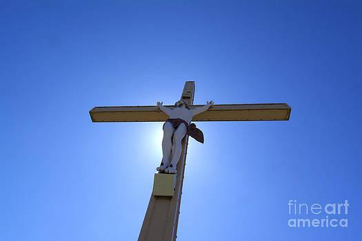 BERNARD JAUBERT - Crucifix
