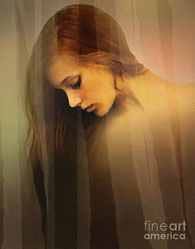 Curtain Beauty by Robert Foster