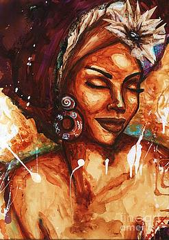 Daydreaming Too by Alga Washington