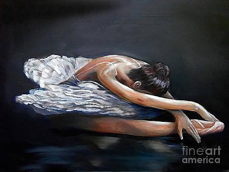 Dying Swan by Nancy Bradley