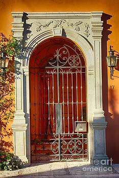 Entrance by Nicola Fiscarelli